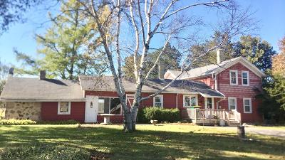 West Bend Single Family Home For Sale: 1187 County Road A
