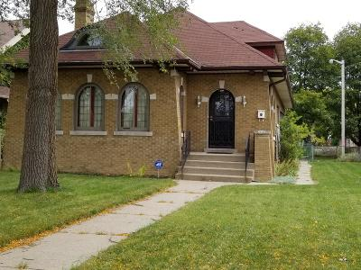 Milwaukee Single Family Home For Sale: 2642 N Sherman Blvd