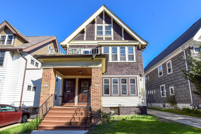 Milwaukee County Two Family Home For Sale: 3414 N Oakland Ave #3416