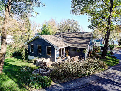 Pewaukee Single Family Home For Sale: W298n2788 Locust Ln