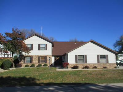 Kenosha Condo/Townhouse Active Contingent With Offer: 4220 80th Pl #19C