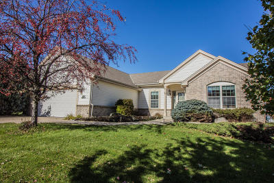 Jackson WI Single Family Home Active Contingent With Offer: $299,900