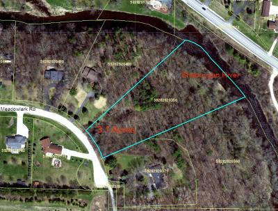 Sheboygan Falls Residential Lots & Land For Sale: 3.1 Acres Meadowlark Rd