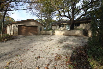 Whitewater Single Family Home Active Contingent With Offer: N7059 Chapel Dr