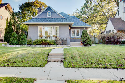 Shorewood Single Family Home Active Contingent With Offer: 2429 E Beverly Rd