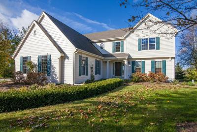 Hartland Single Family Home Active Contingent With Offer: N69w28910 Huntington St
