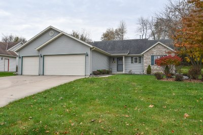 Watertown Single Family Home For Sale: 1302 Allermann Dr