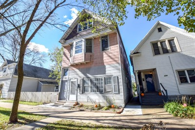 Milwaukee WI Multi Family Home For Sale: $312,500