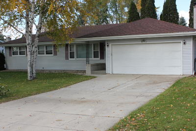 Plymouth Single Family Home Active Contingent With Offer: 930 Anton Rd