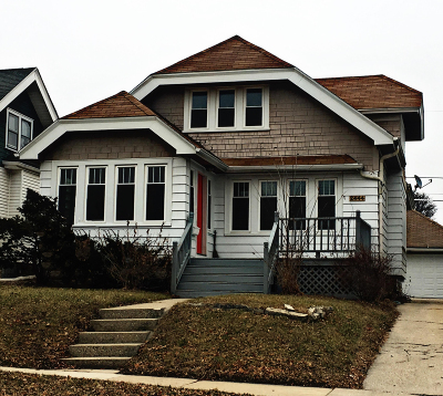 Wauwatosa Single Family Home For Sale: 2444 N 63rd St