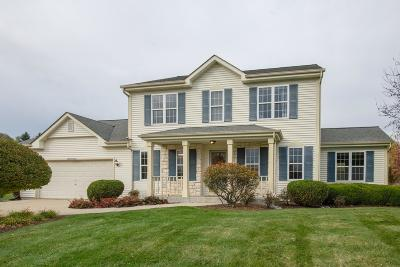 Menomonee Falls Single Family Home Active Contingent With Offer: N63w12896 Grove St