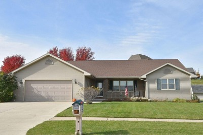 Mayville Single Family Home For Sale: 365 N Mountin Dr