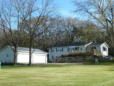 Fort Atkinson WI Single Family Home Active Contingent With Offer: $252,000
