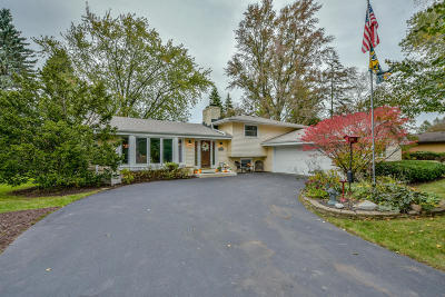 Brookfield Single Family Home Active Contingent With Offer: 17900 Continental Dr