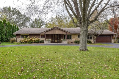Single Family Home For Sale: 8555 N Lake Dr
