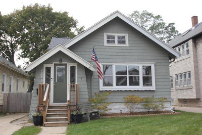 Single Family Home For Sale: 2253 N 67th St