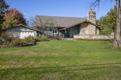 Lake Geneva Single Family Home For Sale: W3642 Hwy 50