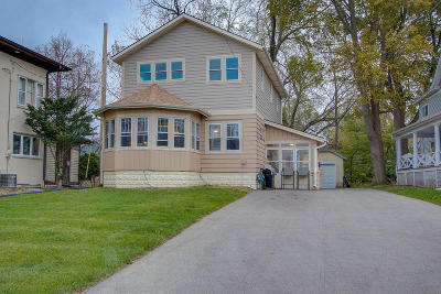 Pewaukee Single Family Home For Sale: 218 Park Ave