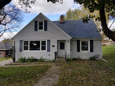 Mayville Single Family Home For Sale: 16 Burchard Ave