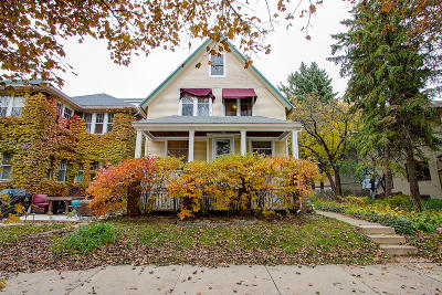 Shorewood Single Family Home For Sale: 4072 N Stowell #Ave
