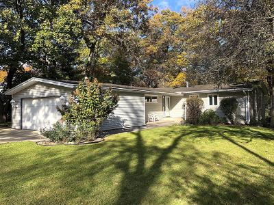 Fontana Single Family Home Active Contingent With Offer: 831 Sauganash Dr
