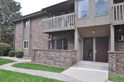 Racine Condo/Townhouse Active Contingent With Offer: 3813 Cheyenne Ct #A