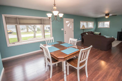 Single Family Home Active Contingent With Offer: 7149 W Allerton Ave