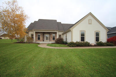 Oconomowoc Single Family Home Active Contingent With Offer: W351n5800 Westshore Rd