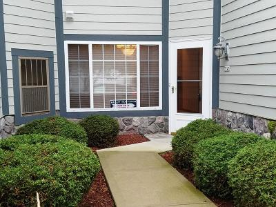 Condo/Townhouse Active Contingent With Offer: 5345 S Hidden Dr