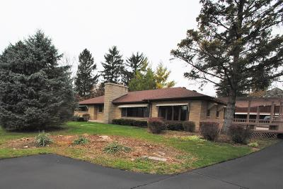Muskego Single Family Home Active Contingent With Offer: S64w13896 Janesville Rd