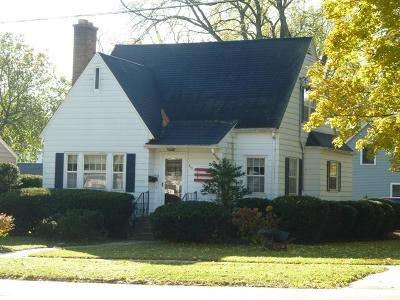Fort Atkinson WI Single Family Home Active Contingent With Offer: $149,900