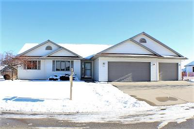 Sheboygan Falls Single Family Home Active Contingent With Offer: 140 Foxglove Ln