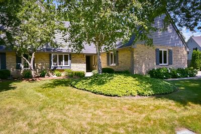 Mequon Condo/Townhouse For Sale: 12340 N Golf Dr