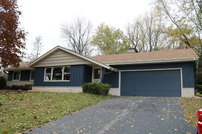 Lisbon Single Family Home Active Contingent With Offer: W222n8135 Plainview Pkwy