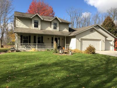 Sheboygan Single Family Home Active Contingent With Offer: 6266 S 18th St