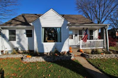 West Allis Single Family Home Active Contingent With Offer: 9606 W Grant St