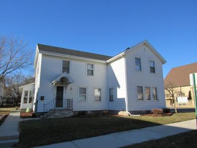 Plymouth Single Family Home Active Contingent With Offer: 134 N Stafford St