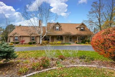 Mequon Single Family Home Active Contingent With Offer: 11823 N Lake Shore Dr