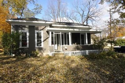 Whitewater Single Family Home Active Contingent With Offer: 806 W Peck St