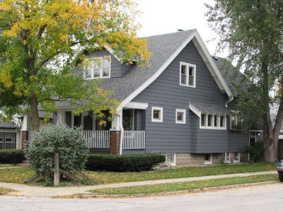 West Allis Two Family Home Active Contingent With Offer: 2003 S 83rd St