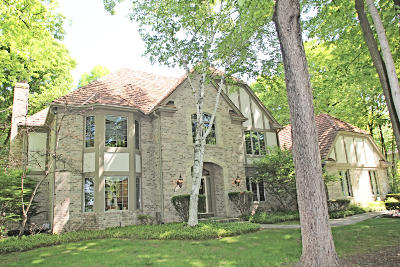 Brookfield Single Family Home Active Contingent With Offer: 14340 Woodmount Dr