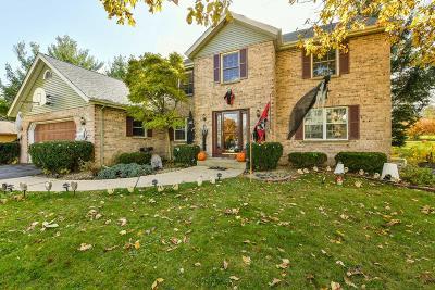 Pleasant Prairie Single Family Home For Sale: 3401 98th Pl