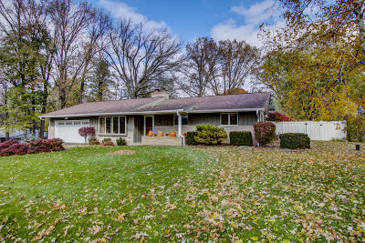 Menomonee Falls Single Family Home Active Contingent With Offer: N62w16110 Beechwood Dr