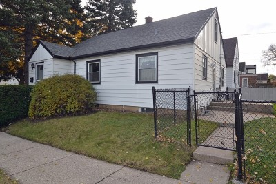 West Allis Single Family Home Active Contingent With Offer: 6505 W Grant St