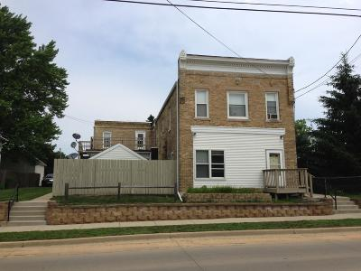 Jefferson Multi Family Home For Sale: 449 E Racine St