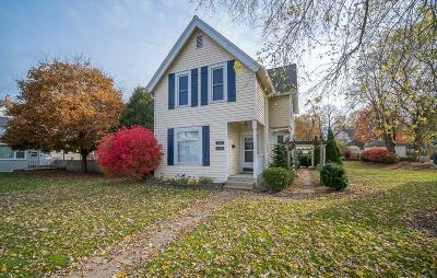 Ozaukee County Two Family Home Active Contingent With Offer: 438 N Montgomery St #440