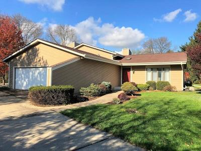 Brookfield Single Family Home For Sale: 1205 Vogel Ct