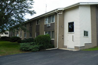 Racine County Multi Family Home Active Contingent With Offer: 630 W State St