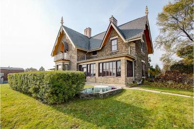 Milwaukee Single Family Home For Sale: 3317 S Kinnickinnic Ave