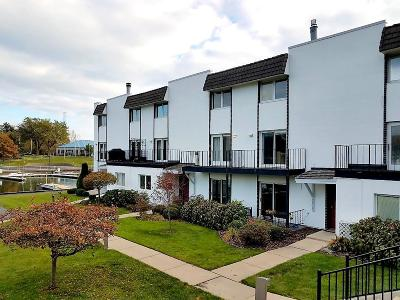 Kenosha Condo/Townhouse Active Contingent With Offer: 4817 5th Ave #2